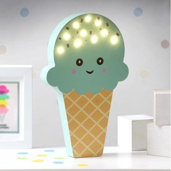 Ice Cream LED Light