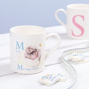 Beatrix Potter Alphabet Mug And Chocolates