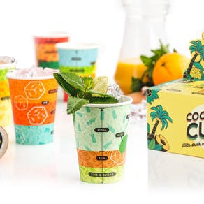 Cocktail Paper Cups