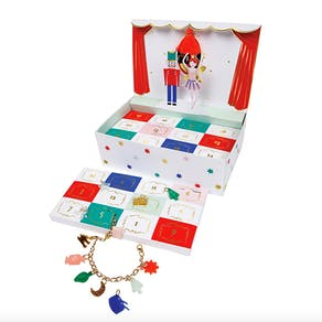 Advent Calendar With Bracelet And Charms