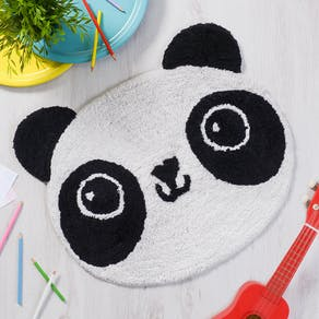 Animal Kawaii Face Rug