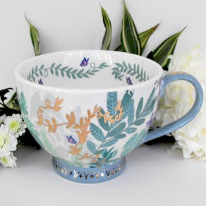 Boulevard Giftboxed Oversized Teacup