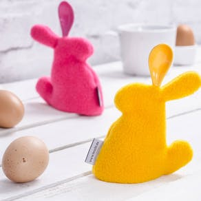 Bunny Egg Cosy And Spoon