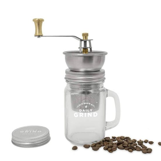 Personalised All In One Cold Brew Coffee Set