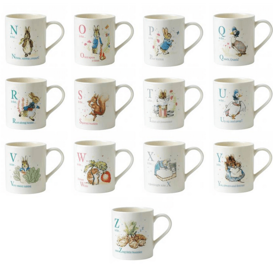 Beatrix Potter Easter Mug