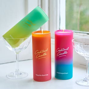 Cocktail Candle Gift