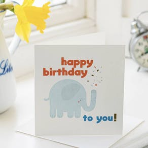 Childs Sweet Animal Birthday Cards