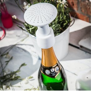 Champagne Bottle Sprinkler