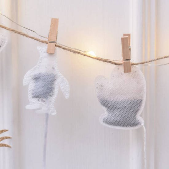 Christmas Shaped Tea Bags