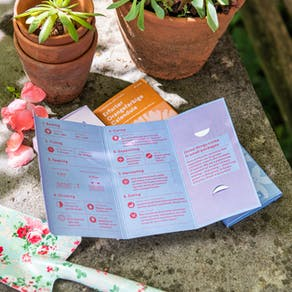 Collection of Grow your own Edible flower Seeds