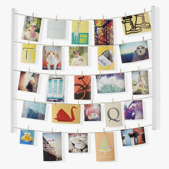 Clothes Line Display Frame