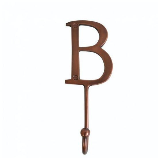 Copper Alphabet Letter C