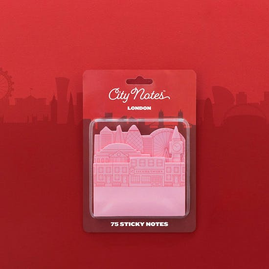City Scape Notepad