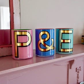 Alphabet Pen Pot