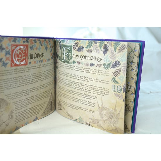Personalised Book Of Fairy Secrets