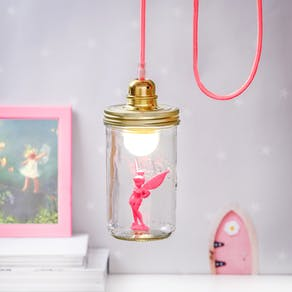 Fairy in a Jar Light