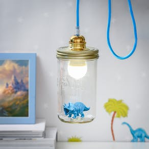 Dinosaur In A Jar Light