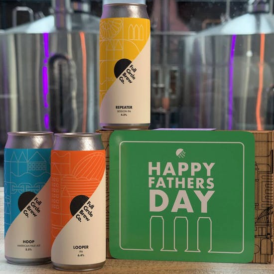Fathers Day Craft Beer Gift