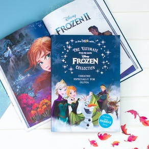 Personalised Frozen Collection Gift Boxed Book