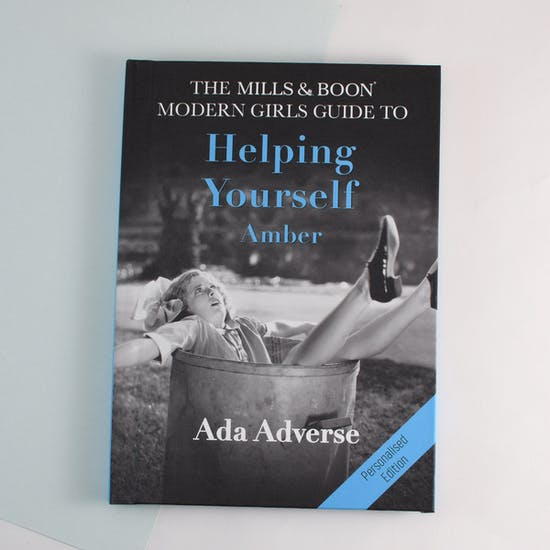 Mills & Boon Modern Guide To Helping Yourself