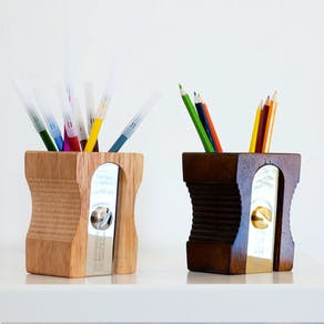 Giant Pencil Sharpener Desk Tidy