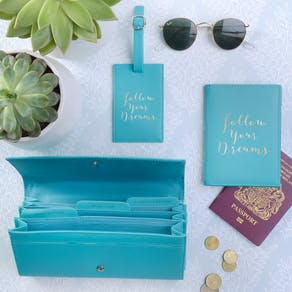 Typographic Travel Set