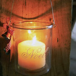Personalised 'Best Grandma' Candle