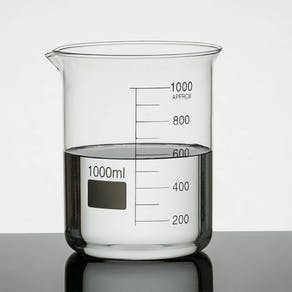 Glass Science Beaker