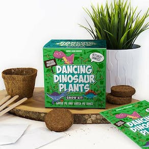 Grow Your Own Dancing Dinosaurs Plant