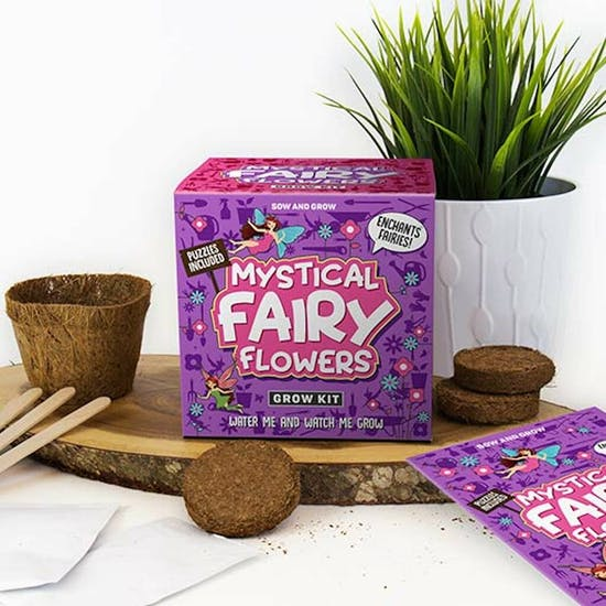 Grow Your Own Mystical Fairy Flowers