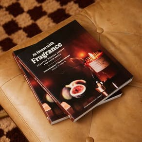 At Home With Fragrance Book