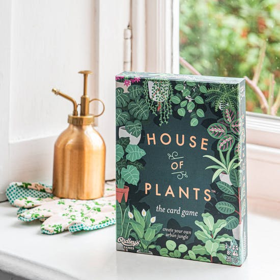House Of Plants Gardening Game
