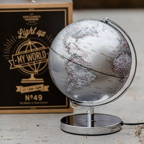 Illuminated Globe Light
