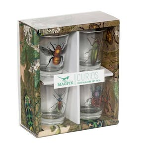 Insect Shot Glasses
