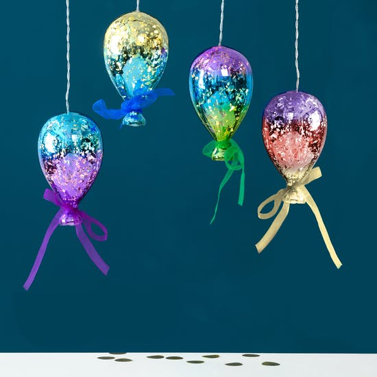 LED Light Up Ombre Balloon