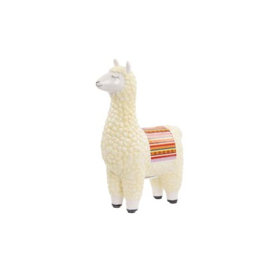 Llama Shaped Money Box