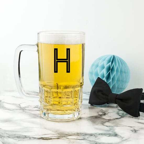 Exclusive Monogram Tankard