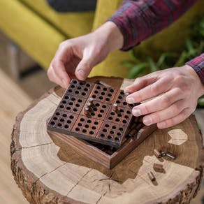 Luxury Wooden Sudoku Puzzle
