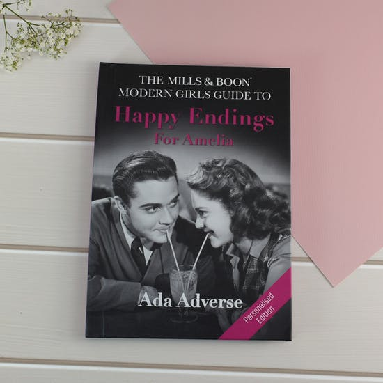 Mills & Boon Modern Guide To Happy Endings