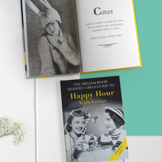 Mills & Boon Modern Guide To Happy Hour