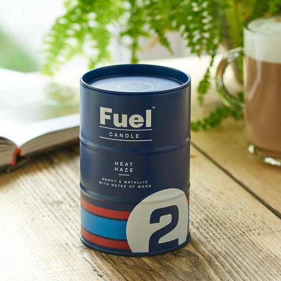 Motor Racing Inspired Scented Candle