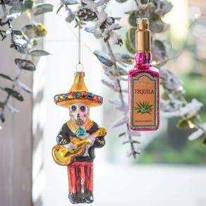 Mexicana Themed Christmas Decoration