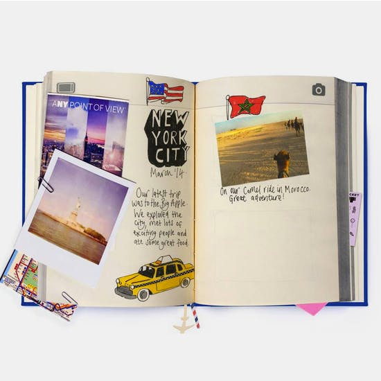 Personalised My Travel Journal