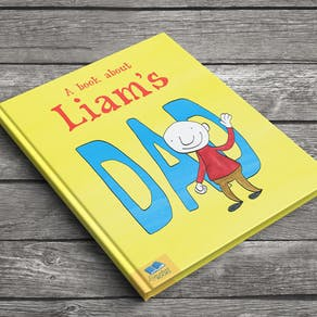 Personalised 'My Dad' Book