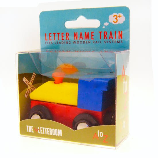Image showing packaging of the train carriages