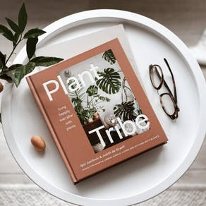 Plant Tribe Coffee Table Gift Book