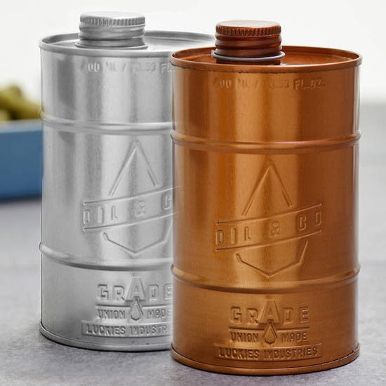A Pair Of Fun Oil Pourers