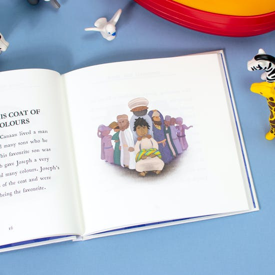 Personalised Book Of Bible Stories
