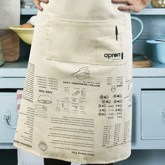 Personalised Baking Apron