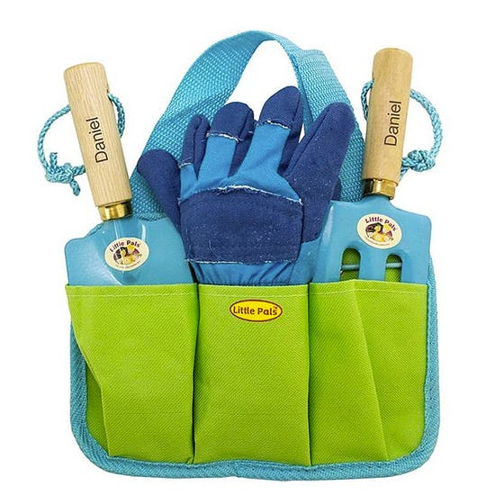 Personalised Child's Gardening Tool Kit